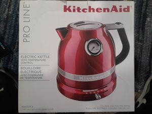 Kitchen Aid Proline Electric Kettle for Sale in Fort Washington, MD