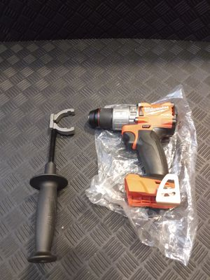 Milwaukee #2804-20 1/2 Hammer Drill Driver$100 for Sale in Houston, TX