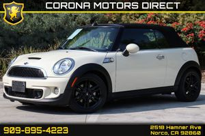 2014 MINI Cooper Convertible for Sale in Norco, CA