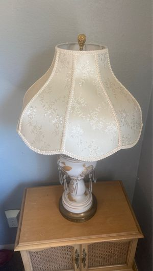 Lamp (2) antique vintage for Sale in Lake Elsinore, CA
