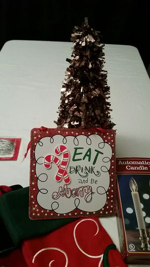 Christmas Decor for Sale in Columbus, OH