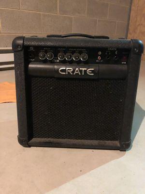 15 watt Crate Amplifier for Sale in Perkiomenville, PA