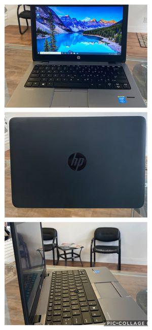 "Like new! HP EliteBook 12.5"" laptop. i5 vPro, 8gb RAM, 500gb HDD, Windows 10 for Sale in Fort Lauderdale, FL"