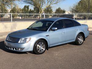 2008 Ford Taurus AWD 90,000 original miles, clean title for Sale in Phoenix, AZ