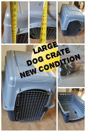 Dog crates Large Medium and small for Sale in Hillsborough, NC