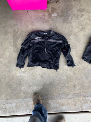 Suzuki motorcycle jacket size XL for Sale in Colton, CA