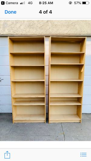 IKEA Bookcase Book Shelf Cabinet Storage for Sale in Los Angeles, CA