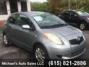 2008 Toyota Yaris for Sale in Nashville, TN