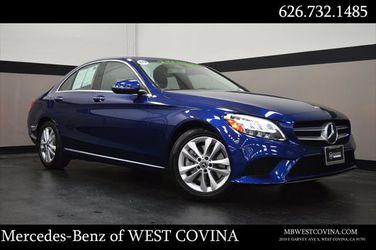 2019 Mercedes-Benz C-Class for Sale in West Covina,  CA
