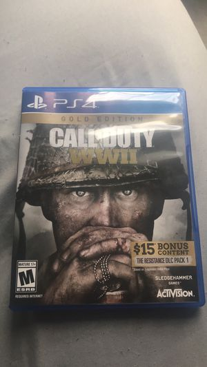 COD WWII for Sale in Montgomery, AL