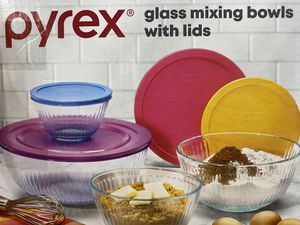 Kitchen Pyrex Mixing Bowls for Sale in Tustin, CA