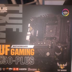 ASUS TUF Gaming B-550 Motherboard for Sale in Sacramento, CA