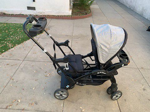 Barely Used Double Stroller