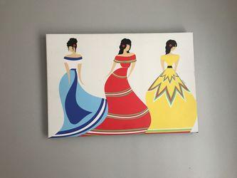 Hispanic Inspired Portrait for Sale in Wichita,  KS