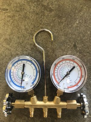 A/C Manifold Gauge Set for Sale in Stafford, TX