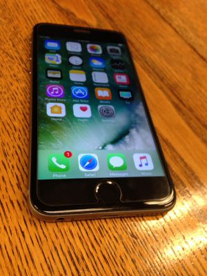 Iphone 6 128gb. Tmobile/metro/simple/cricket/telcel any sim for Sale in Denver, CO