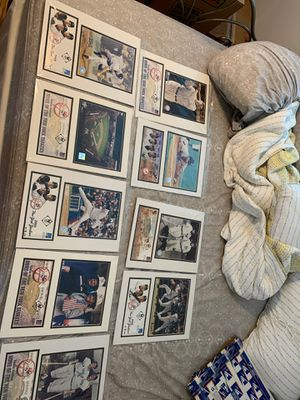 YANKEE FANS!!! COLLECTABLES for Sale in West Palm Beach, FL