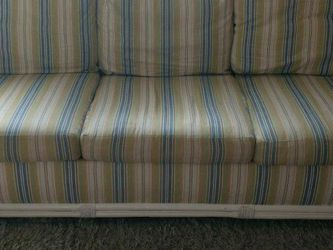 2 Piece Braxton Muller Sleeper Couch Set for Sale in Cuyahoga Falls,  OH