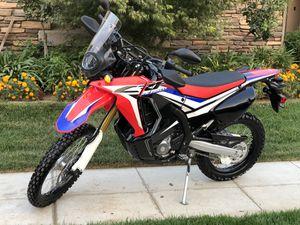 2017 Honda 250 Rally- Enduro Bike - Like New for Sale in Fresno, CA