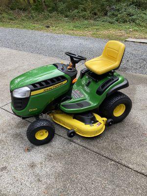john deere D140 lawn tractor 2016 for Sale in Lake Stevens, WA