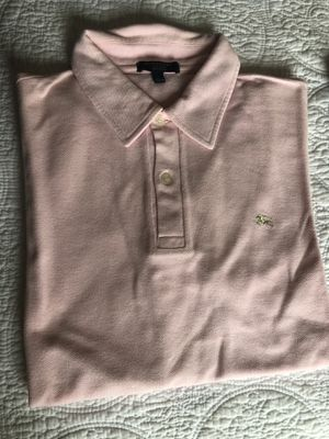 Burberry Mens Polo for Sale in Brookfield, CT