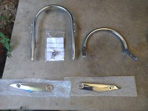 Motorcycle Triumph Speedmaster Seat Grab Rail Kit / New & Best Offer Today for Sale in Fullerton, CA