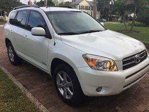 Perfectlyy 2008-Toyota-RAV4-Limited-V6 4WDWheels Clean! for Sale in Miami, FL