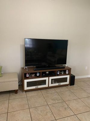 "TV Console 58"" for Sale in Alafaya, FL"