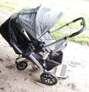 Uppababy vista fully loaded for Sale in Upper Marlboro, MD
