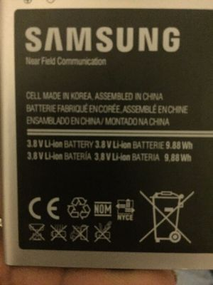 S4 galaxy battery for Sale for sale  Plainfield, NJ