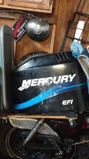 Mercury saltwater 225 (MAKE an OFFER) for Sale in Federal Way, WA