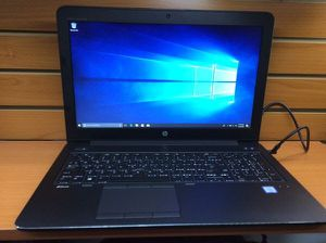 HP ZBook 15.6in 8GB 500GB HDD i7 Laptop for Sale in Boca Raton, FL