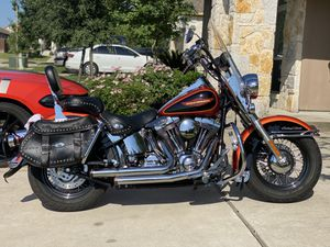 Harley Davidson heritage classic for Sale in Georgetown, TX