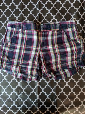 Maurice's Plaid Shorts for Sale in Bristol, VA