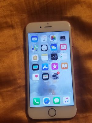 32G...IPHONE 6s. Unlocked any Carrier. No Damage for Sale in Nashville, TN