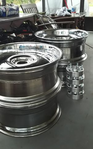 24 inch Dub's Floaters Rims! for Sale in Orlando, FL