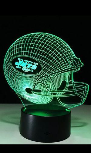 New York Jets NFL Night Light Lamp for Sale in Berlin, NJ
