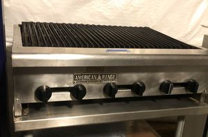 """36"""" used char broiler for Sale in Renton, WA"""