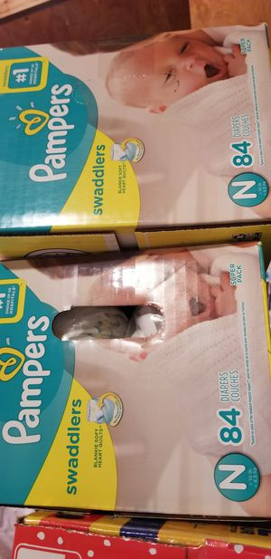 Pampers Diapers 2 for $35 for Sale in Denver, CO