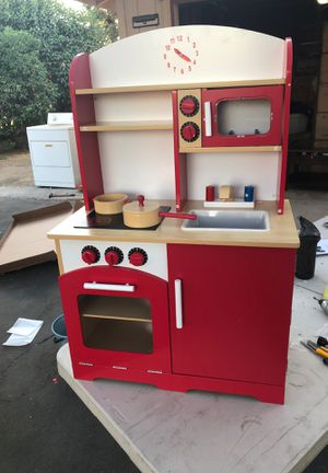 Kids play kitchen for Sale in Fresno, CA