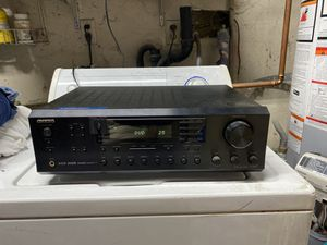 Onkyo stereo receiver TX-8555 for Sale in San Diego, CA