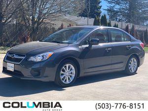 2013 Subaru Impreza Sedan for Sale in Portland, OR