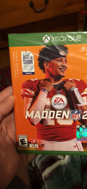 Madden 20 for Sale in Springfield, MO