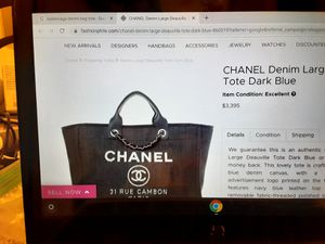 Purse chanel bag for Sale in Austin, TX