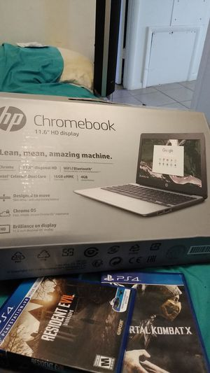 """Hp Chromebook 11.6"""" he display for Sale in North East, PA"""