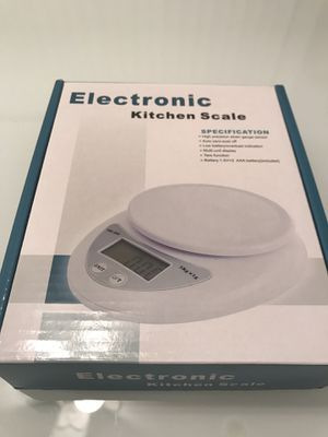 New electronic kitchen scale for Sale in Santa Monica, CA