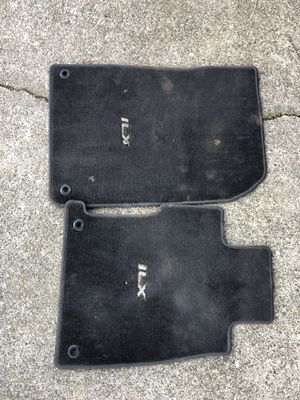 Free ILX front floor mats for Sale in Portland, OR