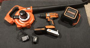 Black and decker 20v for Sale in Mansfield Center, CT