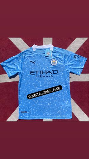 2020/2021 Manchester City Home Jersey for Sale in Irwindale, CA