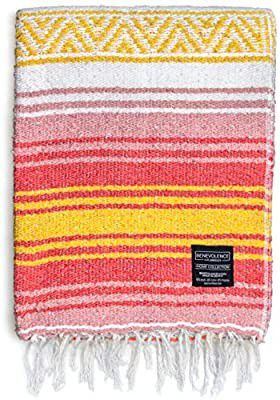 Pink Lemonade Authentic Hand Woven Blanket for Sale in Los Angeles, CA